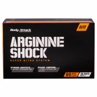 Body Attack Arginine Shock kapslid (80 tk)