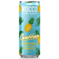 NOCCO BCAA jook, Carribean (330 ml)