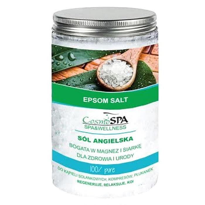CosmoSPA Epsom sool (1 kg)