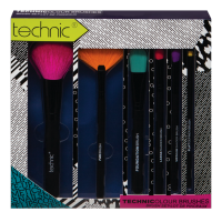 Technic Colour Brushes meigipintslid (6 tk)