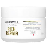 Goldwell Dualsenses Rich Repair 60 sec juuksemask (200 ml)