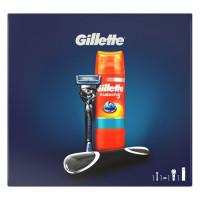 Gillette Fusion Proshield Chill Flexball komplekt (Raseerija + Geel 200 ml + reisikarp)