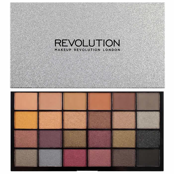 Makeup Revolution Life On The Dancefloor lauvärvipalett, After Party (26.4 g)