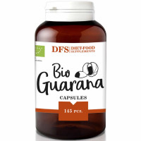 Diet Food Bio Guarana kapslid (145 tk).