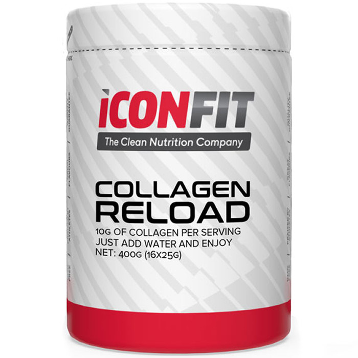 ICONFIT Collagen Reload (Kollageenijook), Hapuka greibi (400 g)