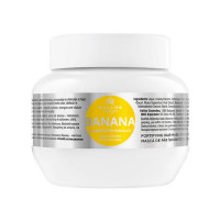 Kallos KJMN Banana juuksemask (275 ml)
