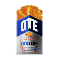 OTE Powdered Energy Drink spordijoogi pulber, Orange (43 g)