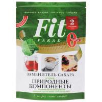 FitParad suhkruasendaja looduslike komponentidega (200 g)