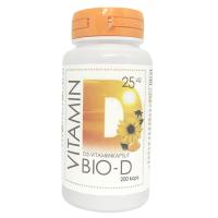 Natura Media D-vitamiini õlikapslid 1000 IU/25 mcg (200 tk)