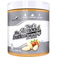 Sport Definition That's the Almond Butter mandlivõi, Crunchy (1 kg)