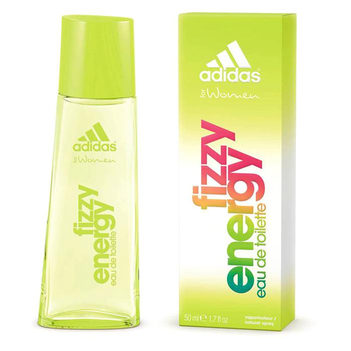 Adidas Fizzy Energy EDT, W (50 ml)