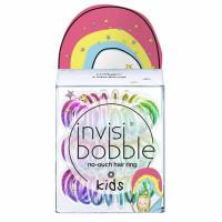 Invisibobble Kids juuksevõru, Magic Rainbow (3 tk)