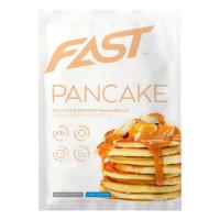 Fast Protein Pancake Mix valgurikas pannkoogijahu, Banaani-iirise (50 g)