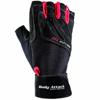 Body Attack Glove Gel-Extrem treeningkindad (M)