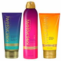 Kardashian Sun Kissed isepruunistavate toodete komplekt