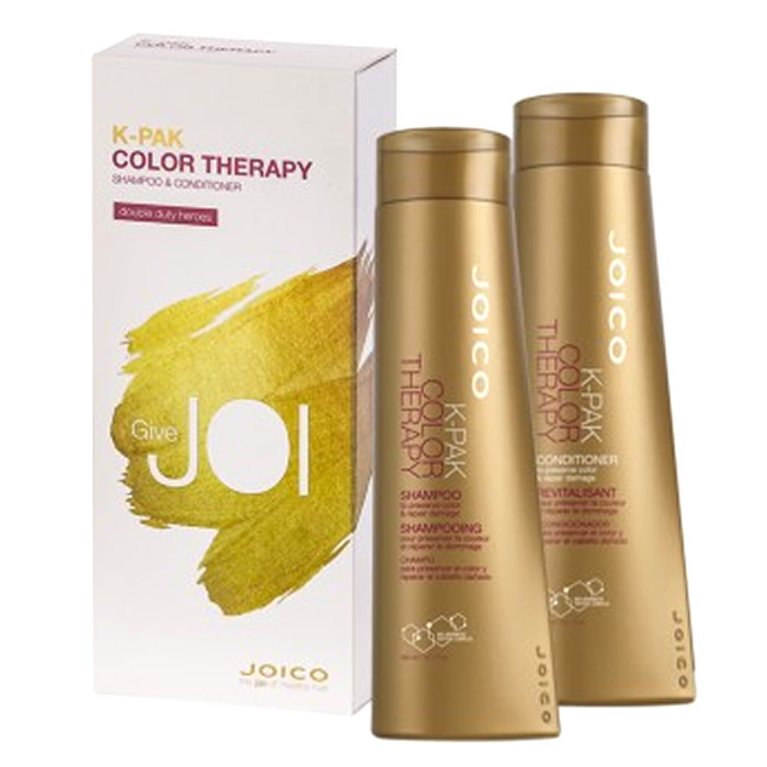 Joico K-Pak Color Therapy šampooni ja palsami komplekt (2 x 300 ml)