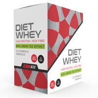 ICONFIT Diet WHEY Protein karp, Vanilje (7 x 50 g)