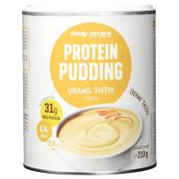 Body Attack Protein Pudding, Karamelli-iirise (210 g)