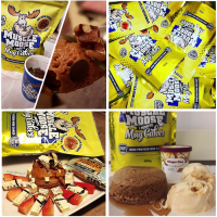 Muscle Moose 1 Minute Mug Cakes, Golden Syrup (500 g)