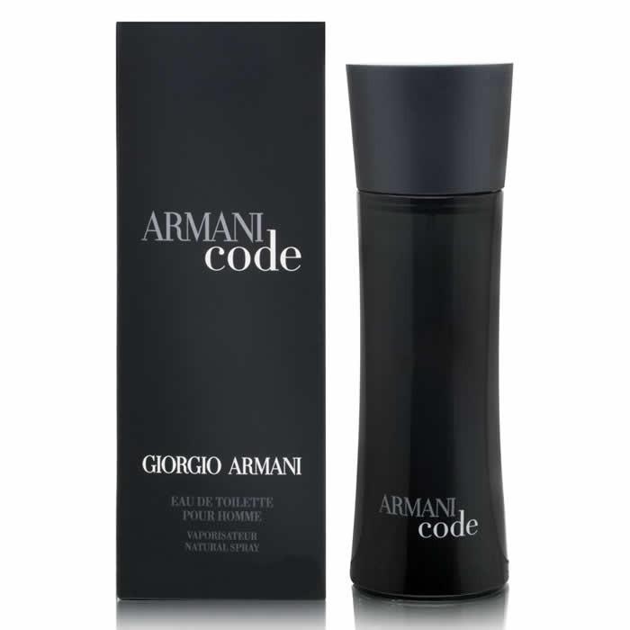 b239caa2067 Giorgio Armani Code Men EDT (75 ml) — Iluversum