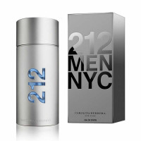 Carolina Herrera 212 NYC Men EDT (100 ml)
