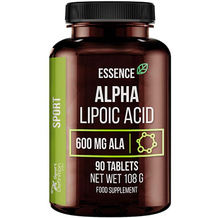 Sport Definition Essence Alfa-lipoehape ALA 600 tabletid (90 tk)