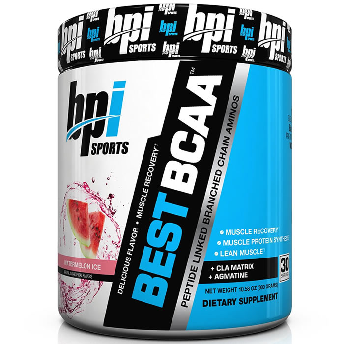 BPI Sports Best BCAA, Watermelon (300 g)