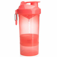 SmartShake Original 2GO šeiker, Carribean Coral (600 ml)